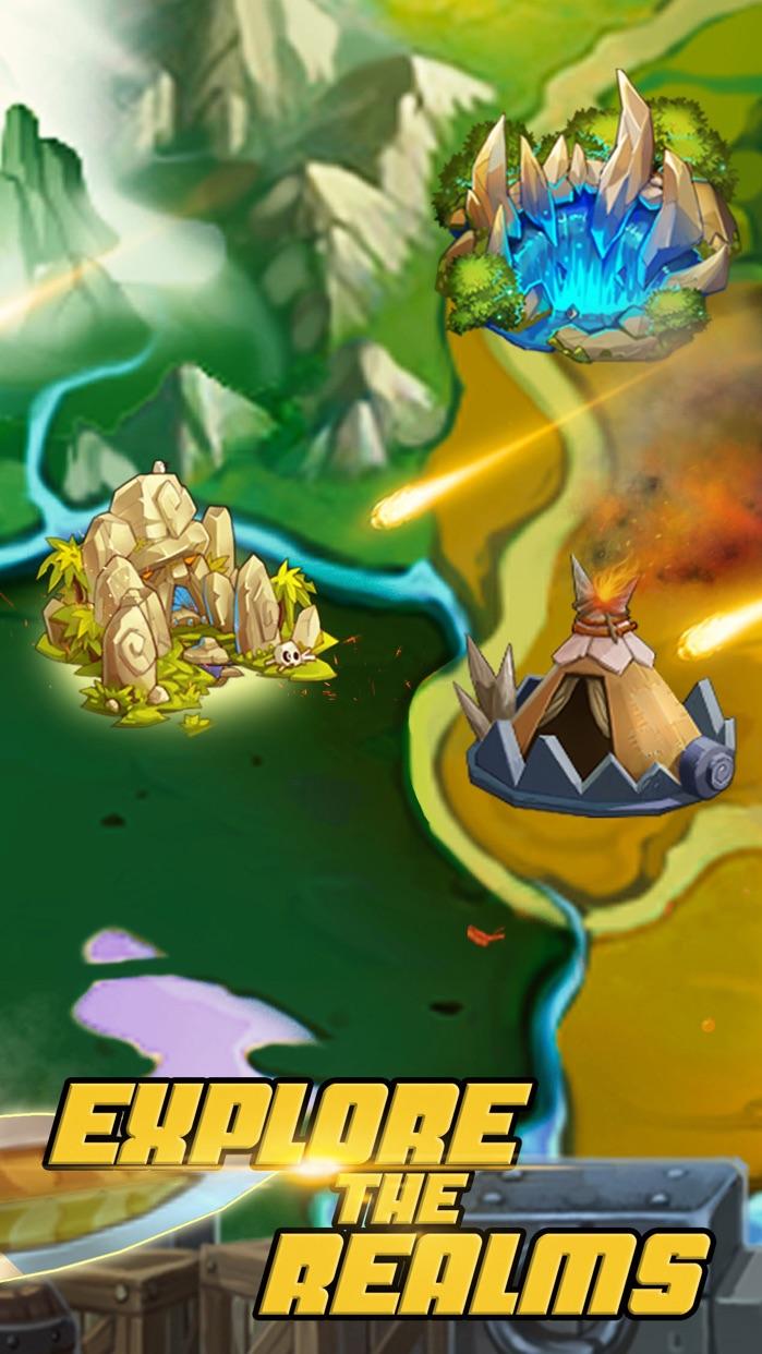 GO Titans Screenshot