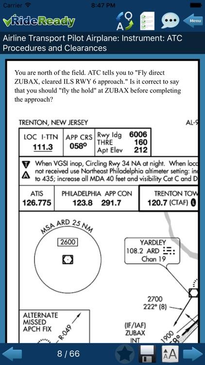 ATP Airplane FAA Checkride