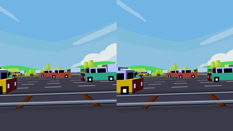 VR Street Jump for Google Cardboard screenshot-4