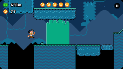 Stagehand: A Reverse Platformer screenshot four