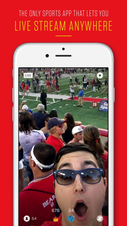 Fancred - Your only sports app