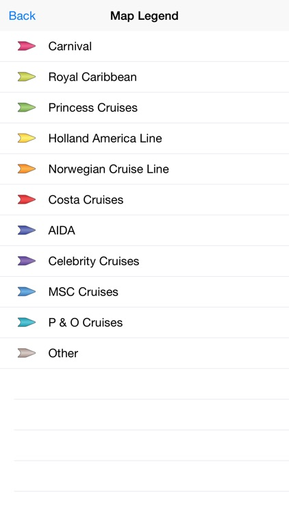 CruiseMapper screenshot-4