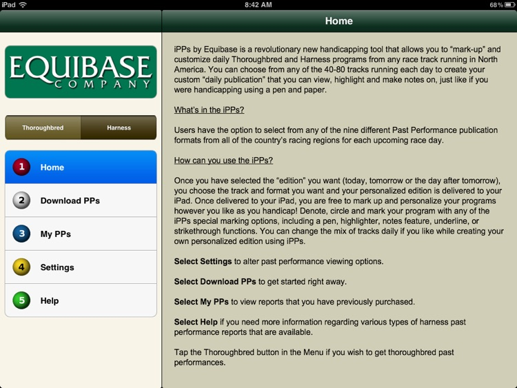 iPPs by Equibase screenshot-4