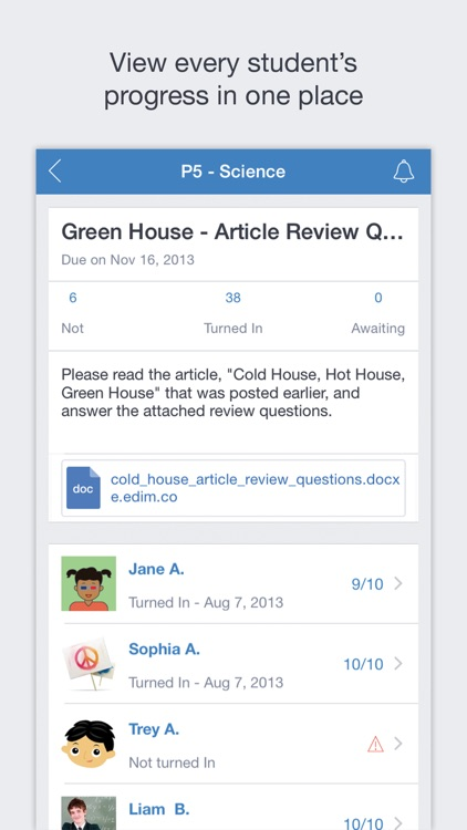 Edmodo screenshot-3