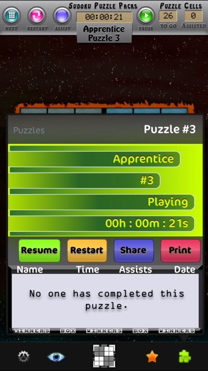 Sudoku Puzzle Packs screenshot-2
