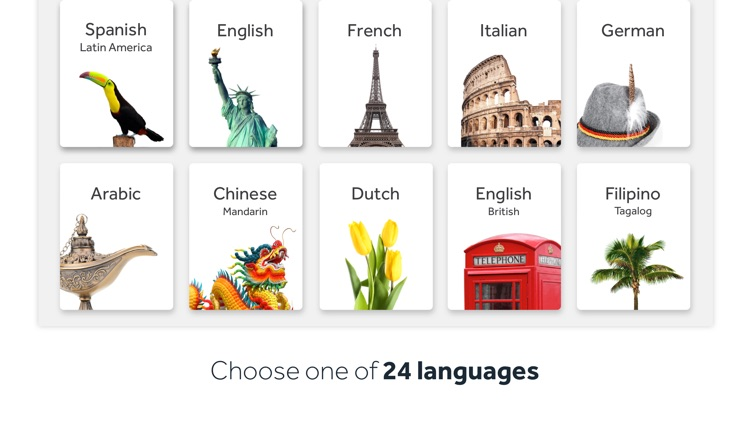 Learn Languages with Rosetta Stone screenshot-0