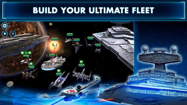 Star Wars™: Galaxy of Heroes screenshot-4