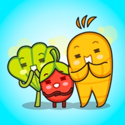Healthy Stickers Pack