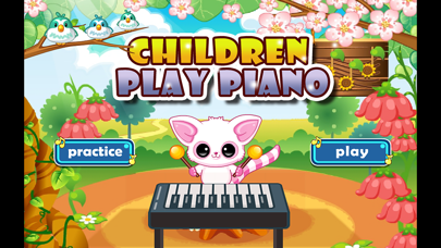 KID PIANO - BABY PIANO screenshot one