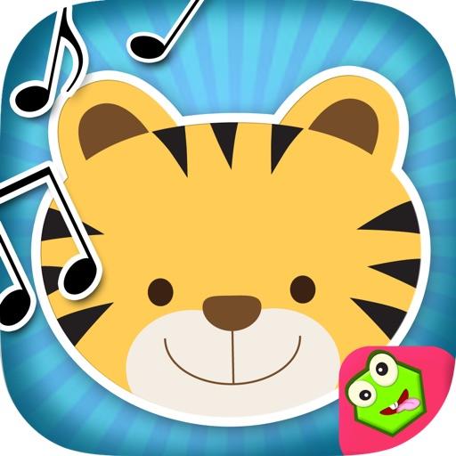 Pets Animal Sounds - Kids Games