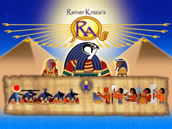 Screenshot #1 for Reiner Knizia's Ra