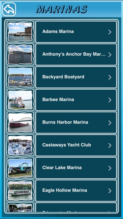 Indiana State Marinas screenshot-2