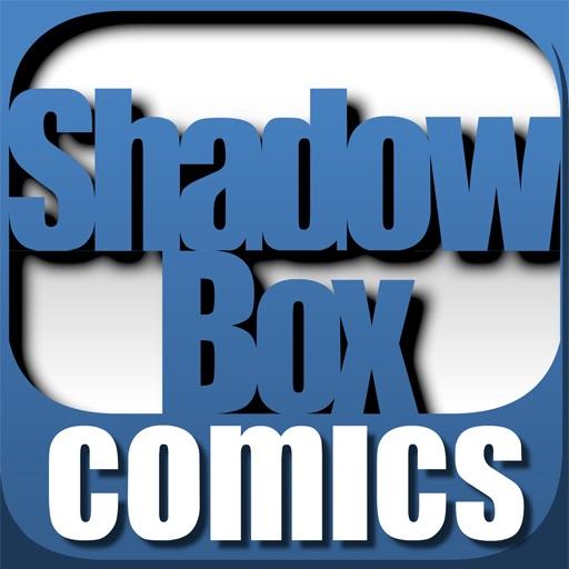 ShadowBox Comics for iPhone