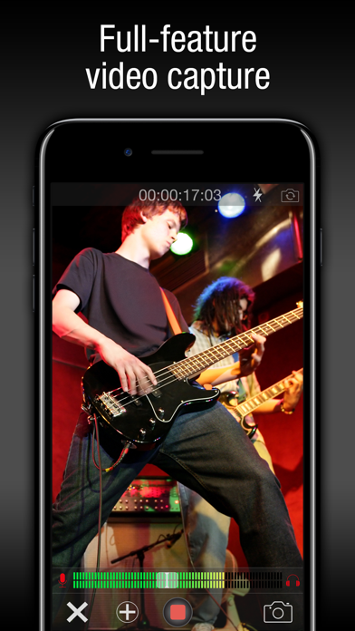 Screenshot #3 pour iRig Recorder LE