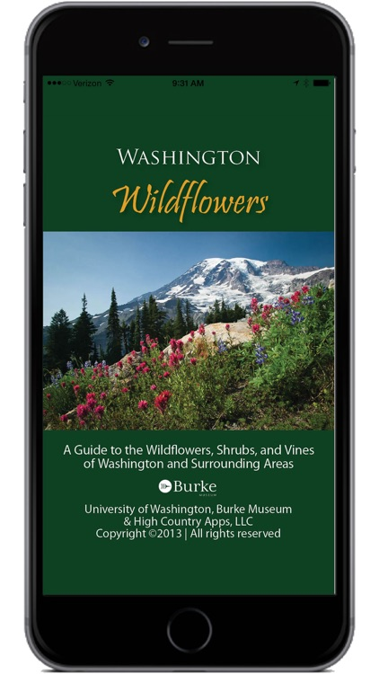 Washington Wildflowers screenshot-0