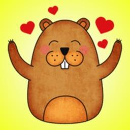 Moji Bear