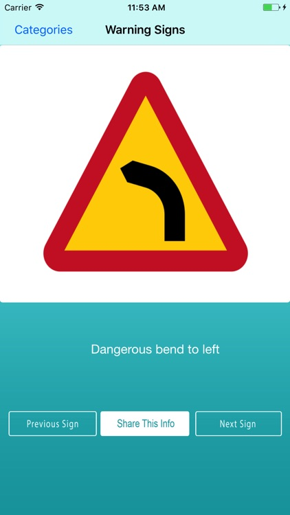 Greece Traffic Signs