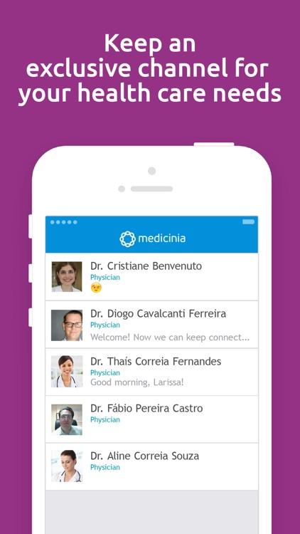 Medicinia Patients
