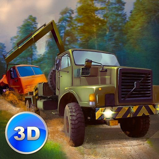 Offroad Tow Truck Simulator 2