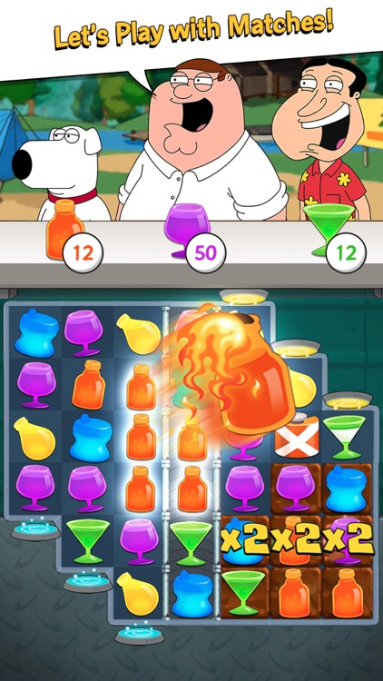 Family Guy- Another Freakin' Mobile Game