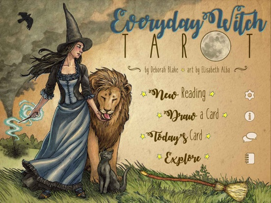 Everyday Witch Tarot-ipad-0