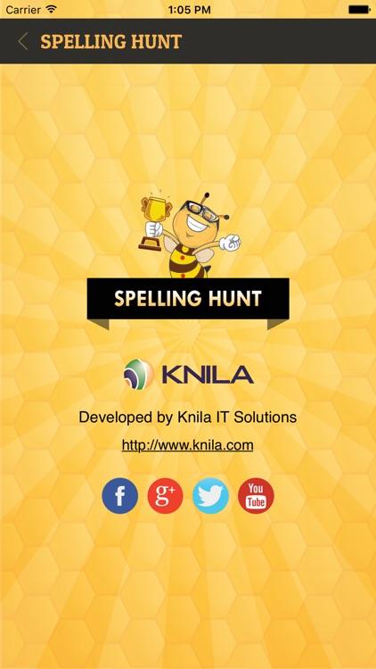 Spelling Hunt screenshot-4