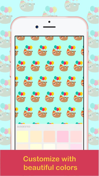 Pattern HD - Create the cutest wallpapers screenshot-3
