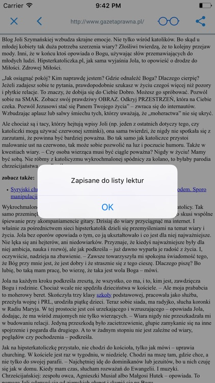 GAZETY i CZASOPISMA screenshot-4