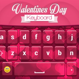 Valentines Day Keyboard Themes for iPhone and iPad