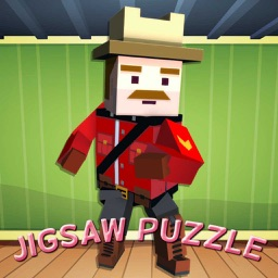 jigsaw cartoon puzzle kid game for 2 to 3 year old