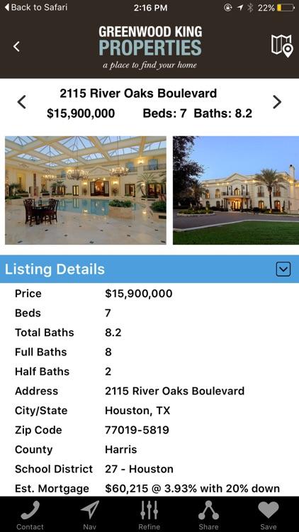 Greenwood King Properties Mobile screenshot-3