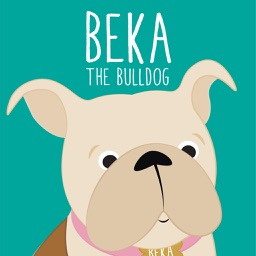 Beka the Bulldog - Interactive story app for kids