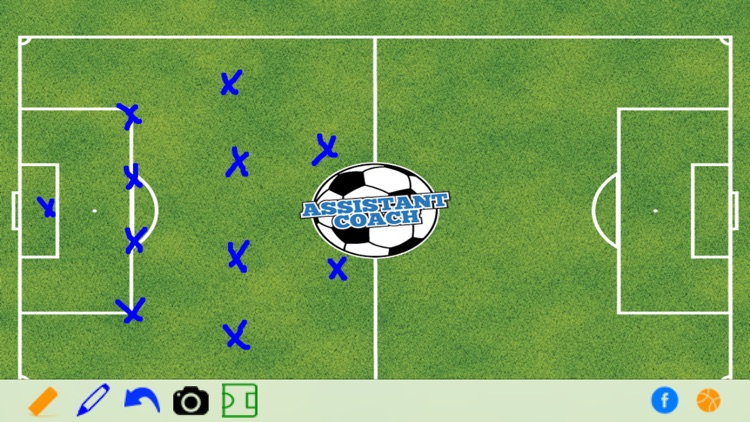 Soccer Assistant Coach - Clipboard and Tool