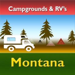 Montana – Camping & RV spots