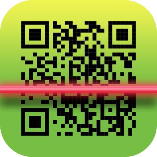 Cканер QR-код, штрих-кода