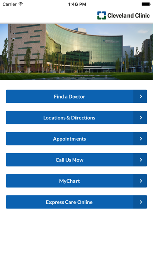 Cleveland clinic today on the app store