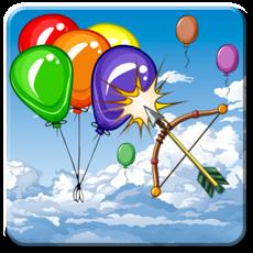 Activities of Balloon Archery : Bow & Arrow