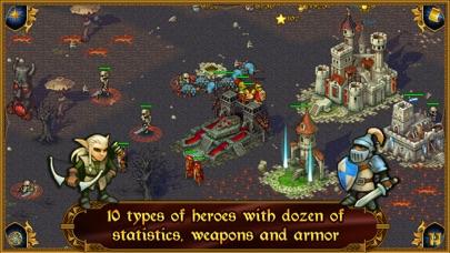 Screenshot #2 pour Majesty: Fantasy Kingdom Sim