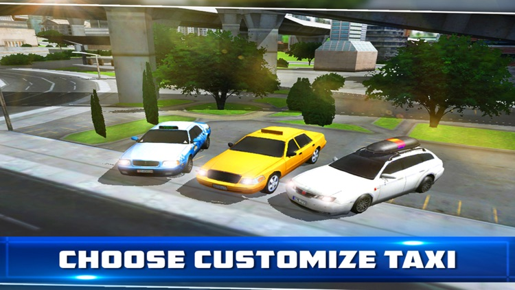 Taxi Simulator - 2017 screenshot-3