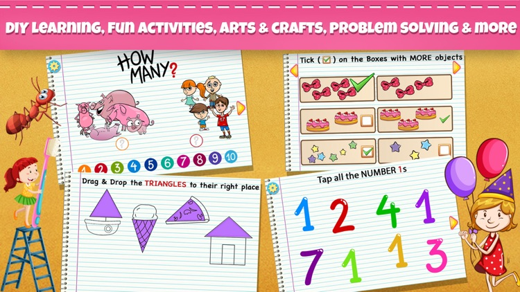 EduLand - Preschool Educational Games for Kids screenshot-3