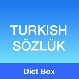 Turkish English Dictionary & Offline Translator