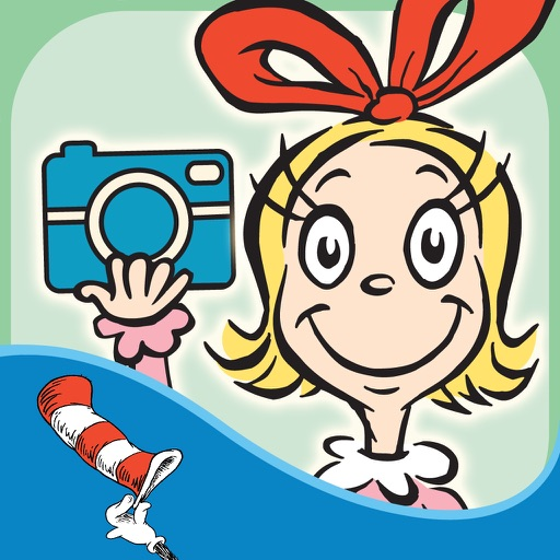 Dr. Seuss Camera - Who Me?