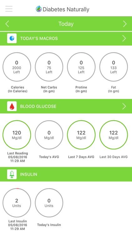 Diabetes Naturally App