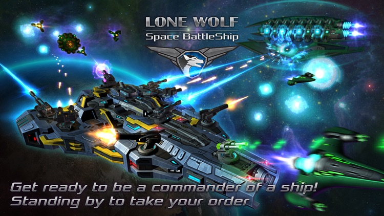 Battleship Lonewolf - Space TD screenshot-0