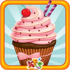 Activities of Cupcake Maker- Sweet Food Cooking