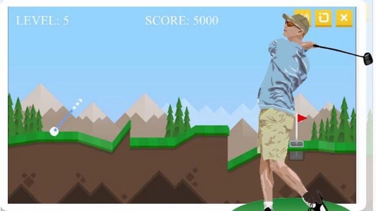 Funny Golf Skill