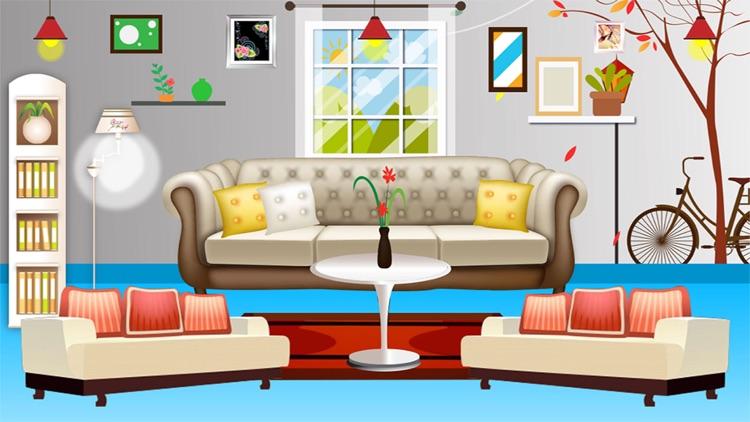 Interior Home Decoration Game & Dream House Design screenshot-4