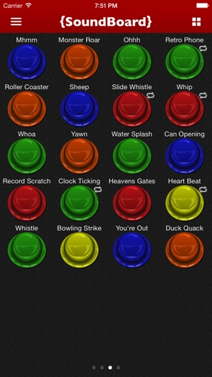 Sound Board - Annoying Sounds and Funny Effects! Screenshot