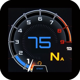 RPESpeed: OBD-II digital gauge