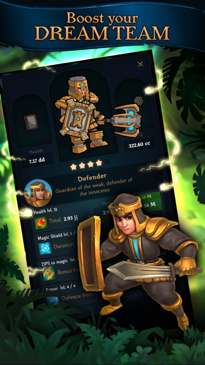 Tap Adventure - idle Game screenshot-3